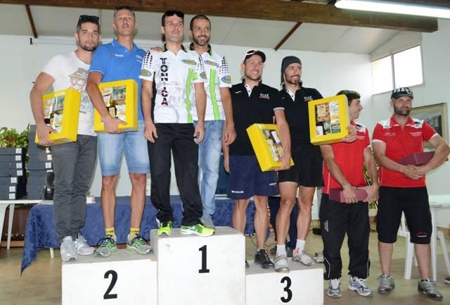 6 Ore degli Etruschi 2014 il duo Forti-Chiavacci al primo posto