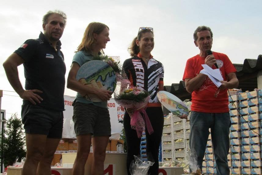 GF Lago di Fondi 2014 premiazione marathon femminile