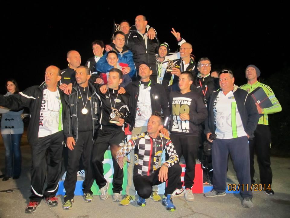 6 Ore Pineta&Mare trionfo Mtb Santa Marinella