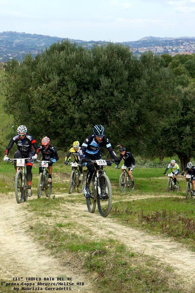 Trofeo Baia del Re 2015 scorcio percorso