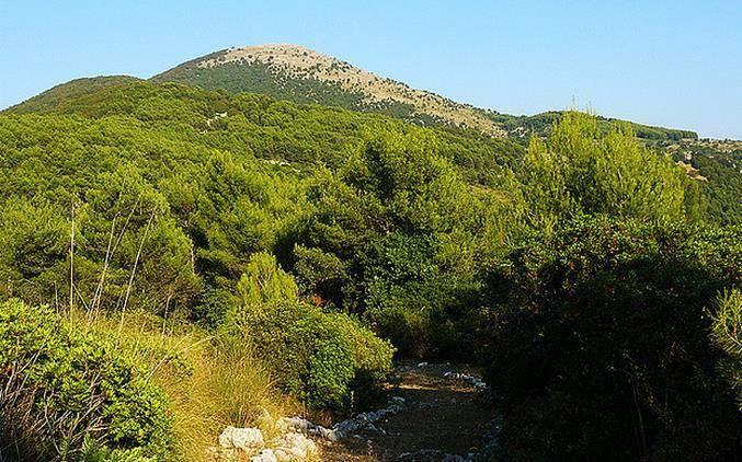 panorama Monti Aurunci