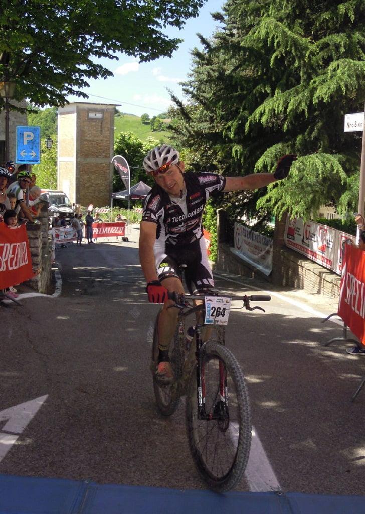 2^ Monte Grimano Arrivo Serghey