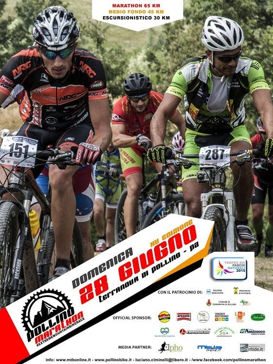 Locandina Marathon Pollino 2015