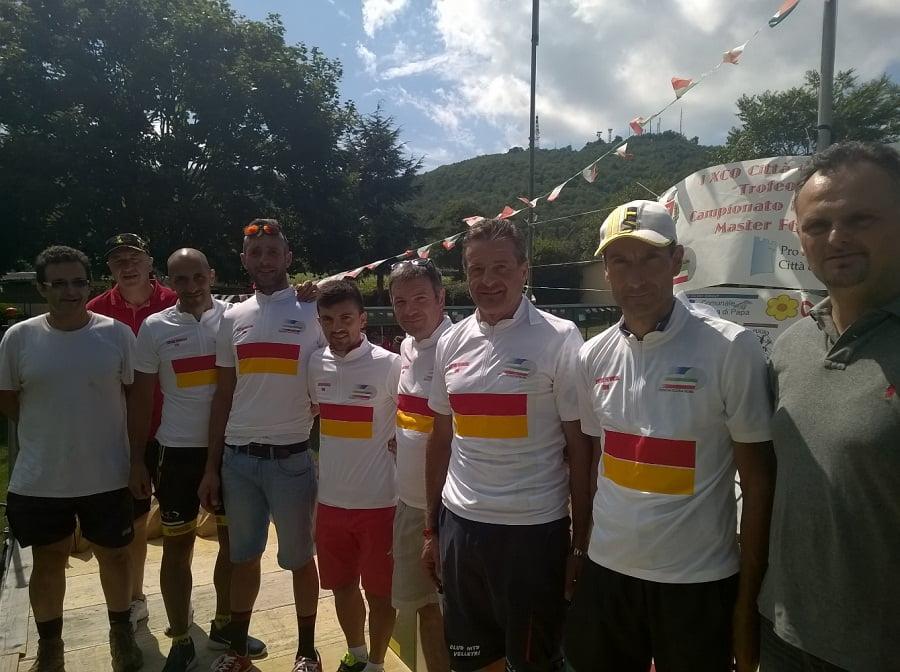 i campioni provinciali fci roma cross country 2015