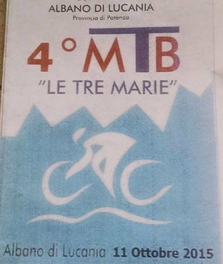 Locandina Mtb Trofeo le 3 Marie 2015