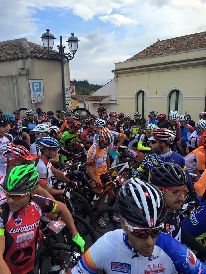 Etna Marathon 2015 partenza