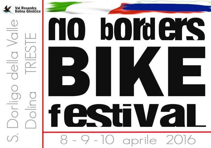 logo No Bordersbikefestival