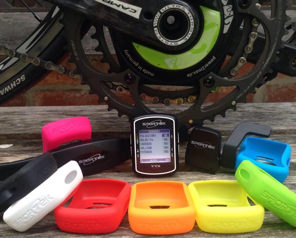 Sportek TTS GPS & sensors