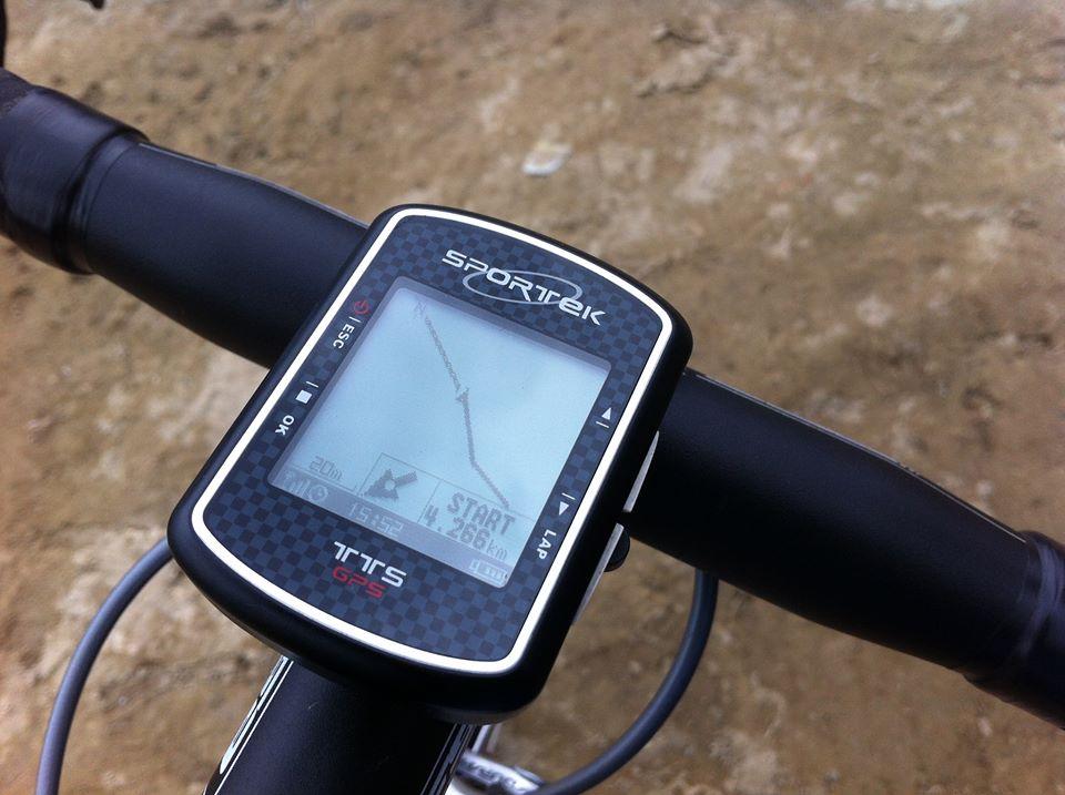 Sportek TTS GPS
