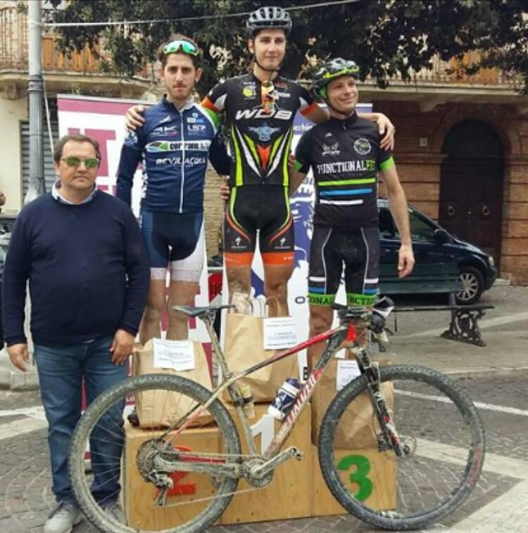 GF San Camillo Lellis 2016 podio assoluto