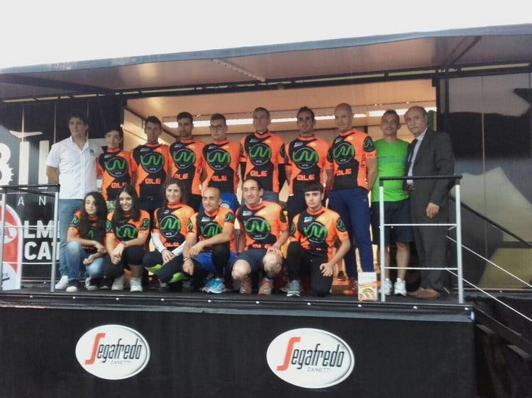 GF Monte Cucco 2016 leader Umbria Marathon