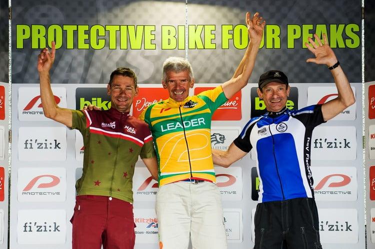 Protective BIKE Four Peaks 2016 - Stage 3 (Kirchberg - Kirchberg)