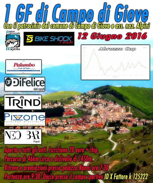 Locandina GF Campo di Giove 12062016