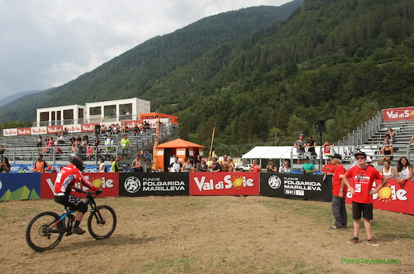 UCI 2016 MOUNTAIN BIKE AND TRIALS WORLD CHAMPIOSHIPS