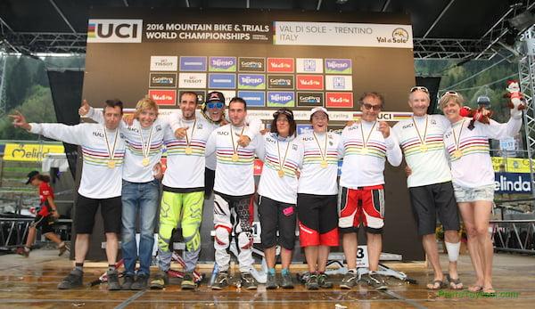 UCI 2016 MOUNTAIN BIKE AND TRIALS WORLD CHAMPIOSHIPS