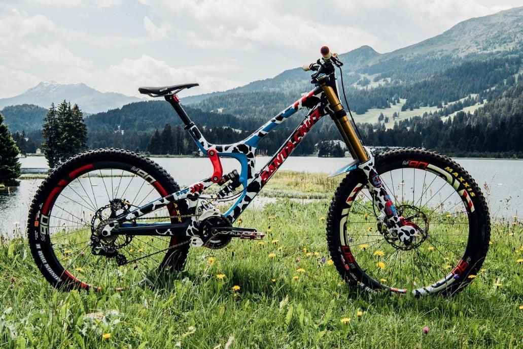 Le Più Veloci E Spettacolari Bici Da Downhill 2016 Mtb Vcocom
