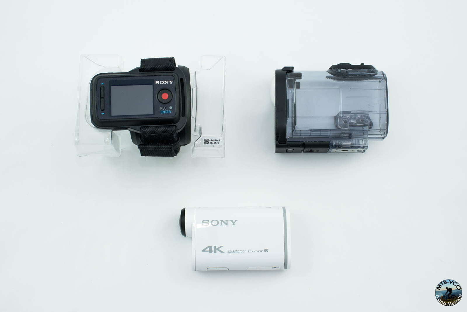 In test sony fdr x1000v mtb mountain bike web for Hd esterno non rilevato