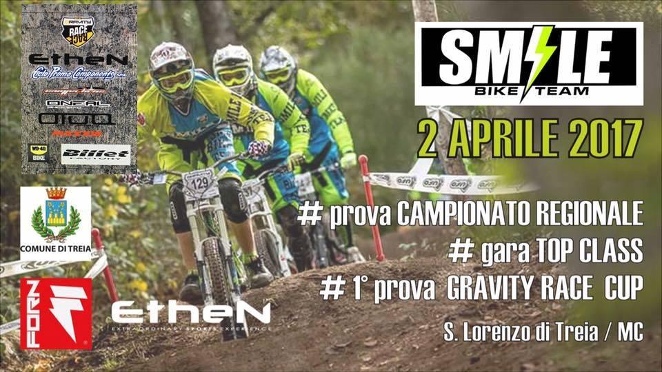 FCI Marche 02042017 locandina downhill san lorenzo di treia