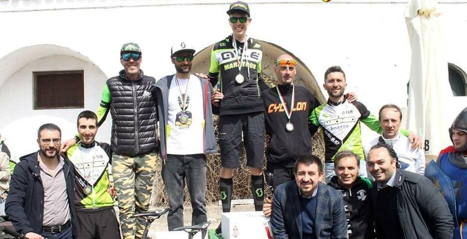 Marathon Bosco Difesa Grande 26030217 podio marathon