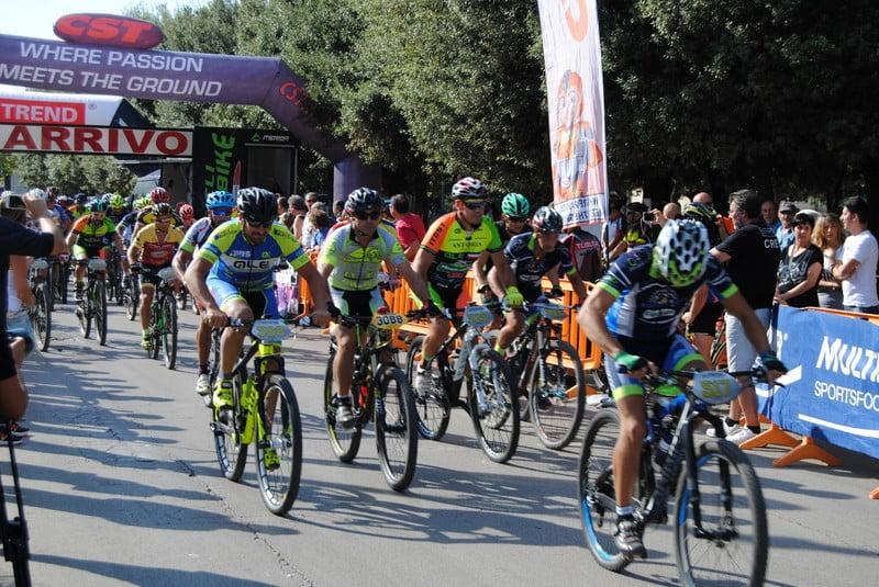 Marathon Bosco di Bitonto 04092016