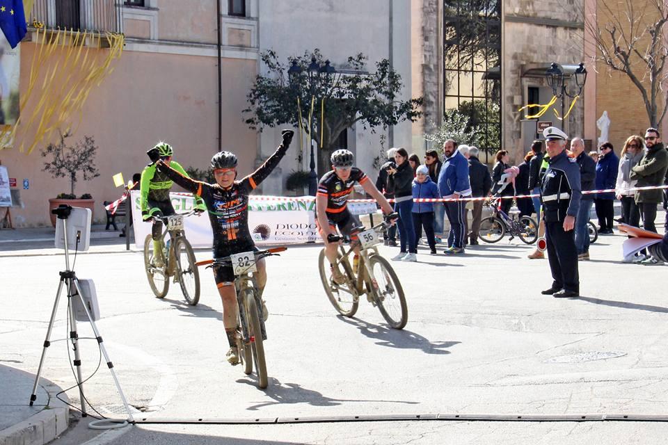 Trofeo Bikepro-Cantina Sincarpa 12032017 Mariangela Roncacci