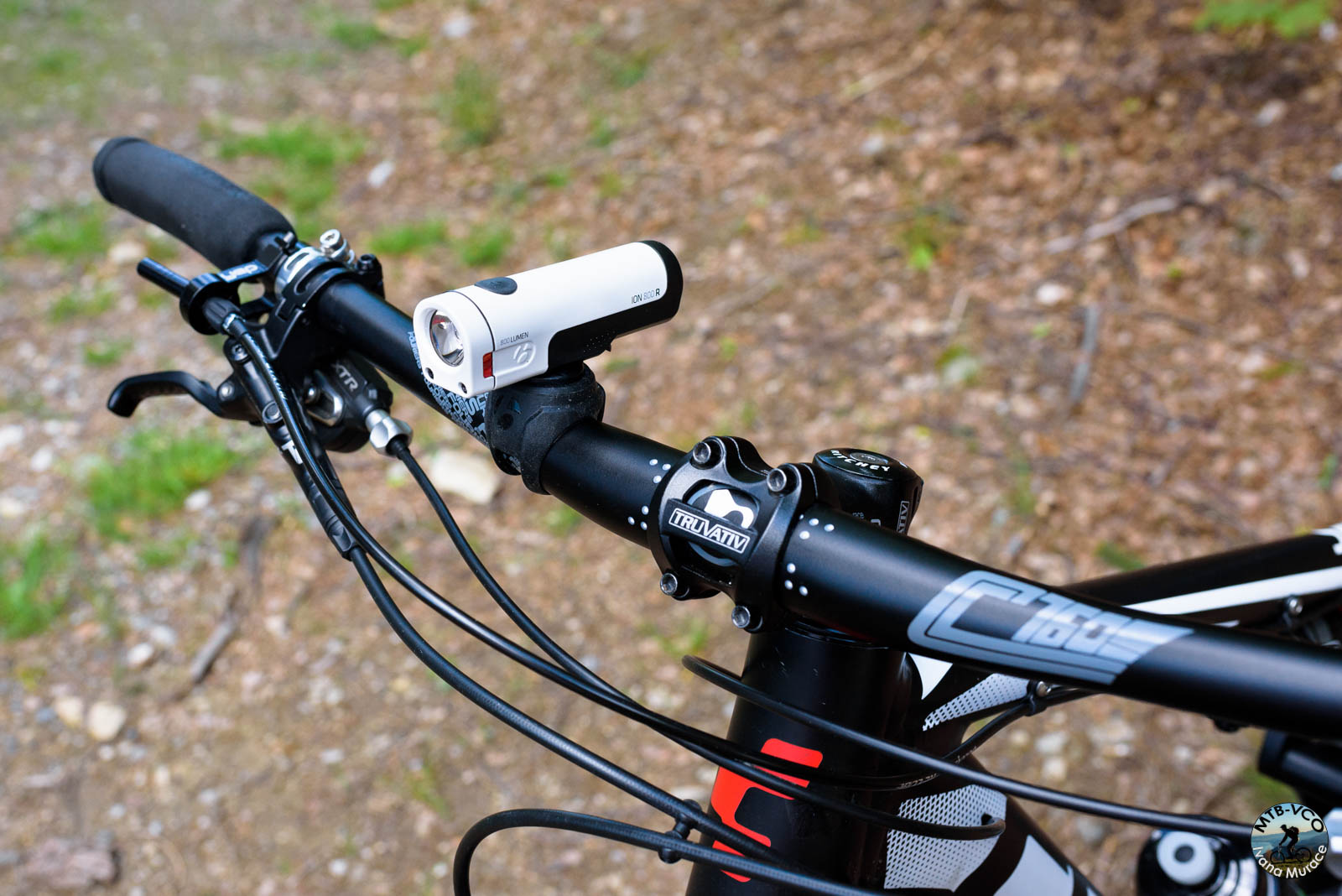 In test bontrager ion r flare r mtb vco mountain