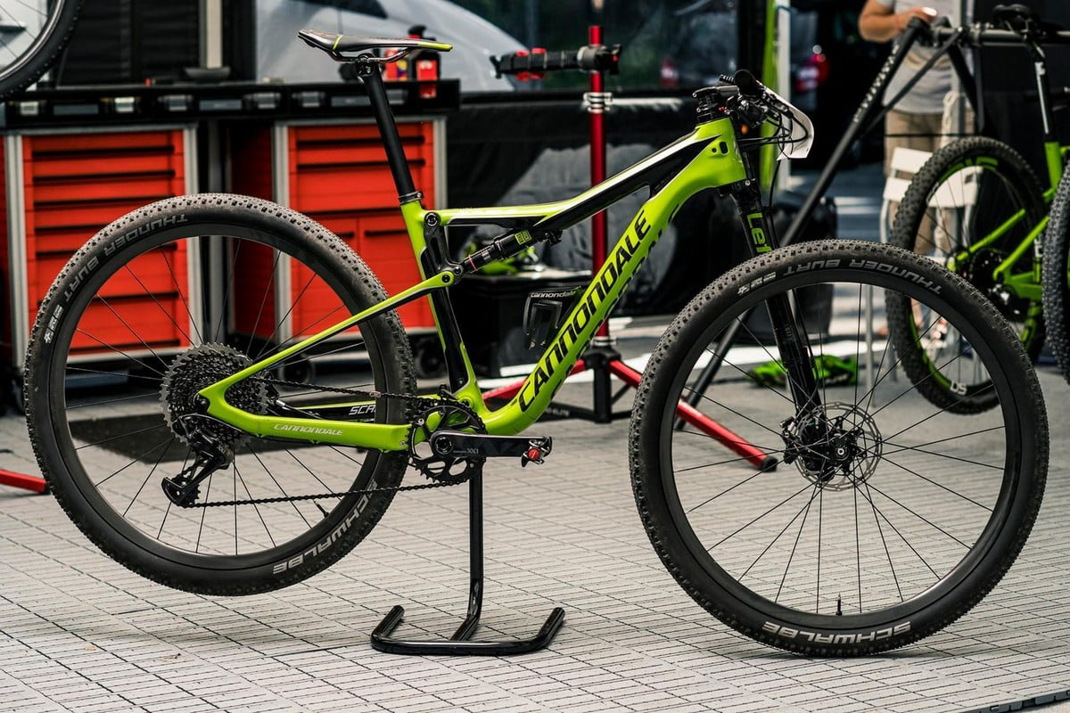 Manuel Fumic - Cannondale Scalpel SI