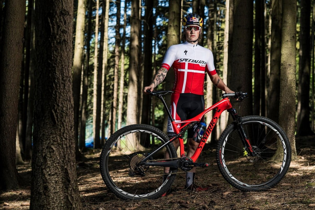 Simon Andreassen - Specialized S-Works Epic