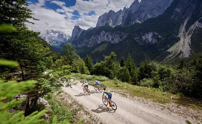 •• Salzkammergut Mountainbike Trophy, Bad Goisern, Oberöste