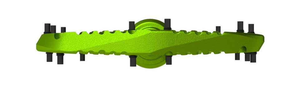 OneUp-Components-Alu-R-Pedal-R-Green-966