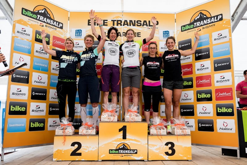 6. Etappe, Finish Lavarone, Miha Matavz