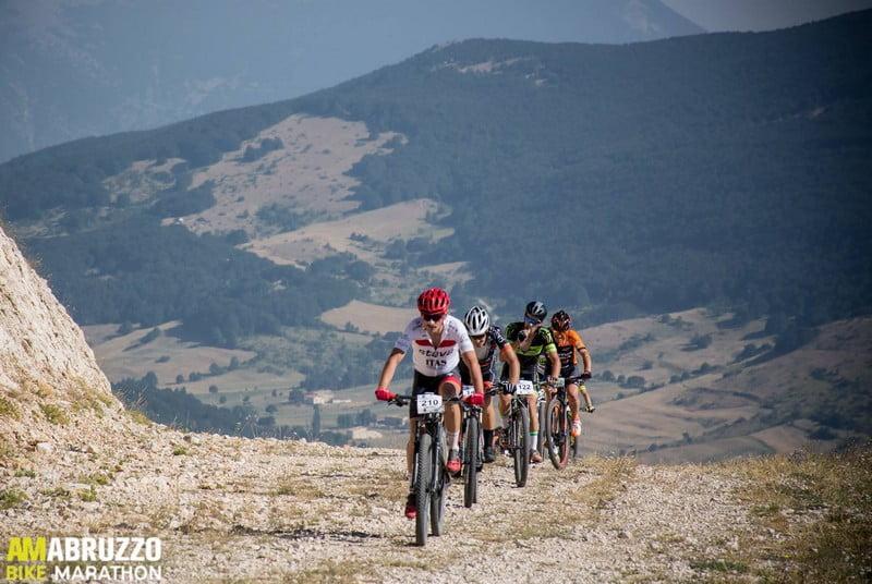 AmAbruzzo Bike Marathon 06082017 paesaggio percorso