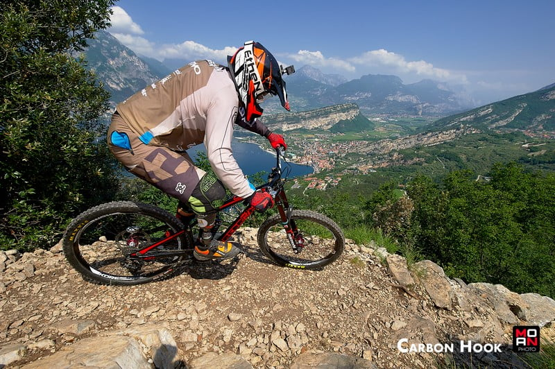 (Credit: PHOTO MOAN, rider: Alessandro Avigliano )
