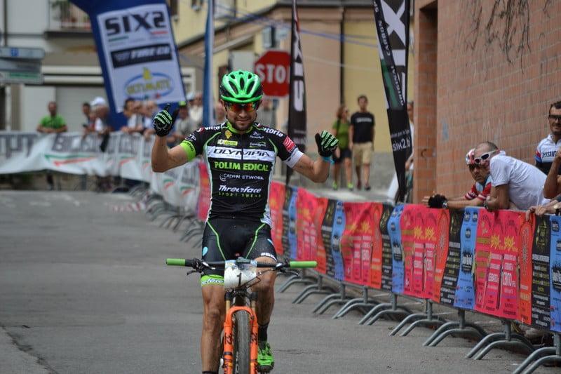 Leo Paez - Sasso MTB Race 2016