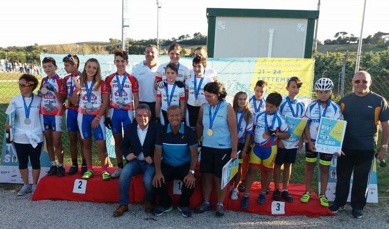 Trofeo Coni 22092017 Senigallia podio