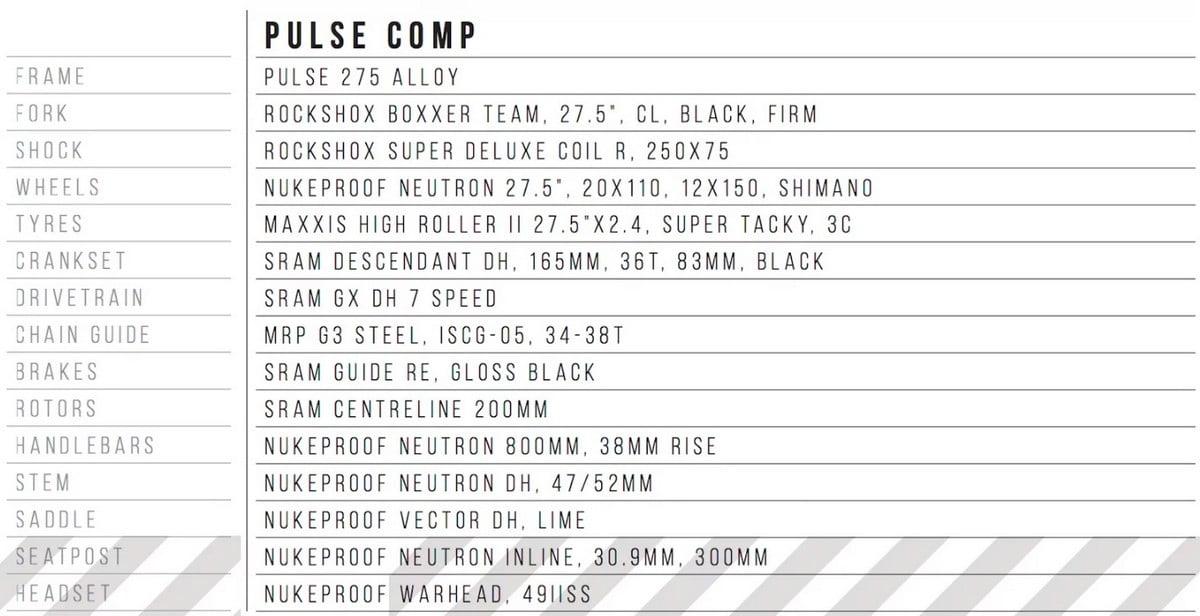 pulse-comp-spec