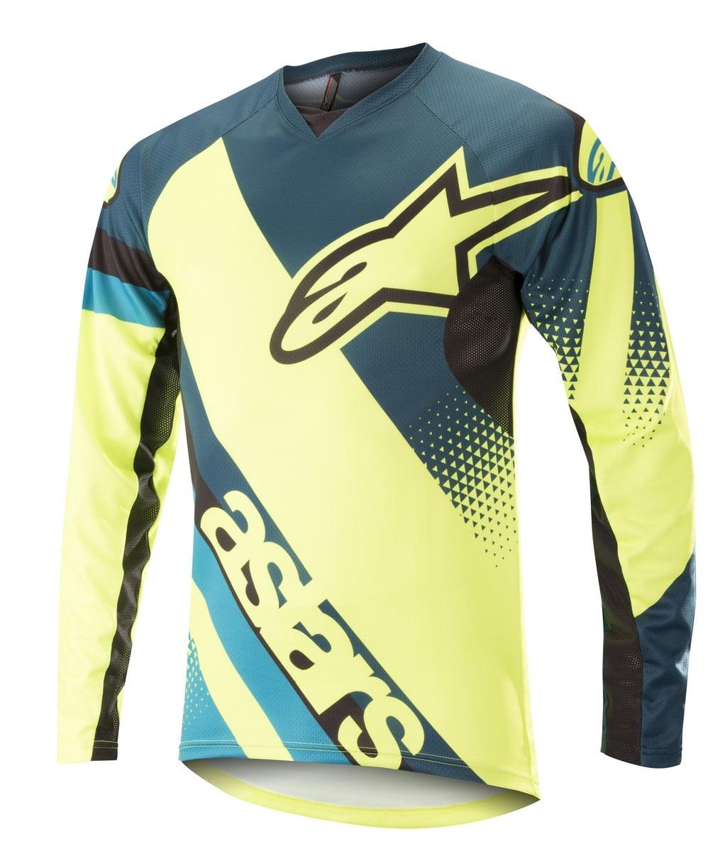 1767518_7075_RACER LS jersey_PetrolYellow