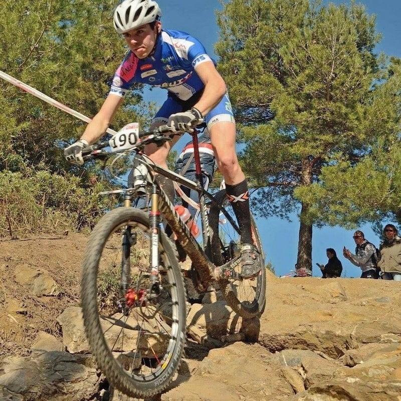 Roberto Clausi primo abbonato circuito Marathon Bike Cup