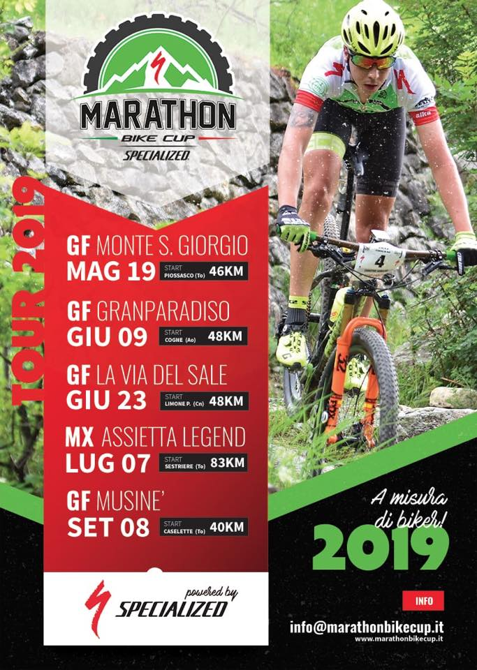Calendario Gare Mtb 2020.Marathon Bike Cup Si Alza Il Sipario Sul Calendario 2019