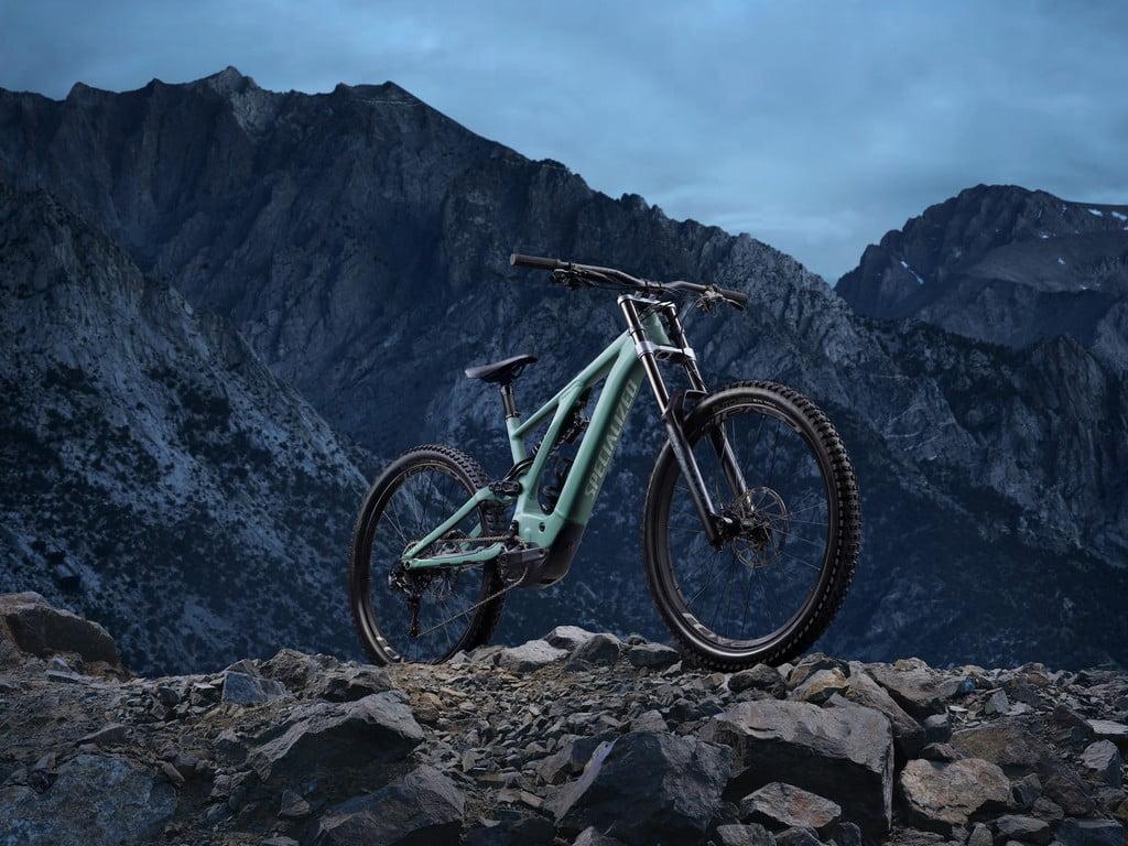 distribuzione del peso in mountain bike